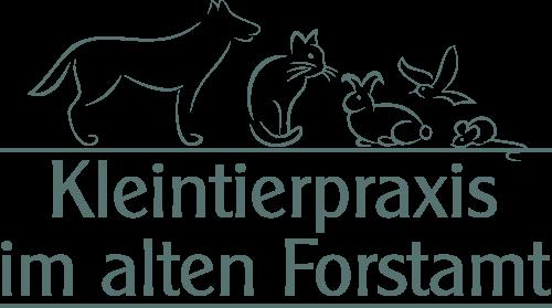Logo von der Kleintierpraxis im alten Forstamt in Mitterfels